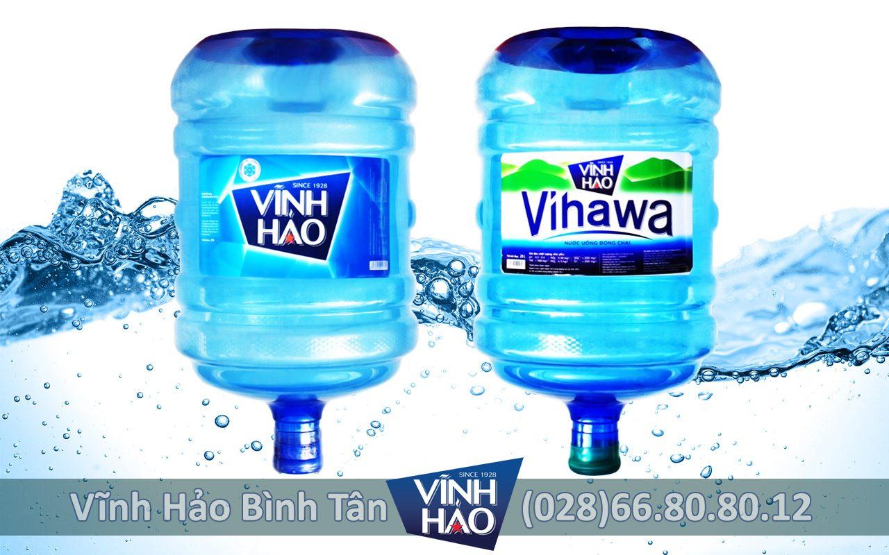 Vĩnh Hảo - Vihawa 20 lít Bình úp Quận Bình Tân