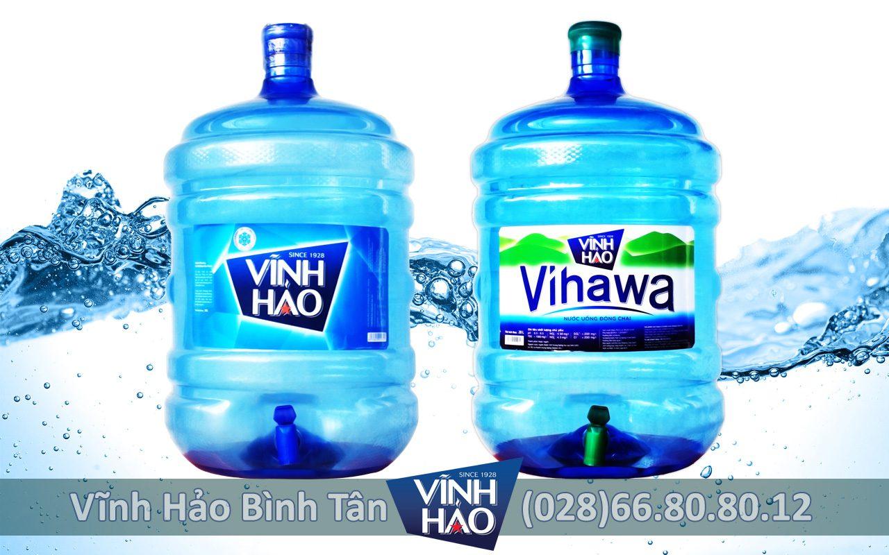 Vĩnh Hảo - Vihawa 20 lít Bình vòi Quận Bình Tân