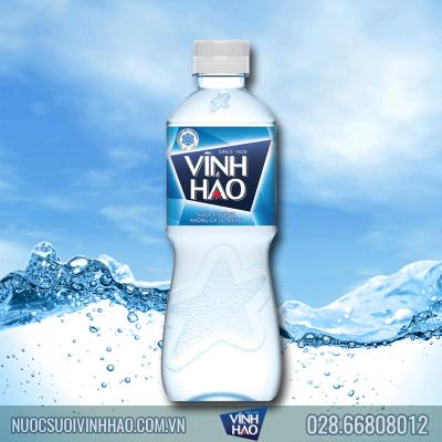 Nước khoáng Vĩnh Hảo 350 ml